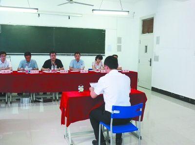 湖北公务员招考面试启动无领导小组讨论考生措