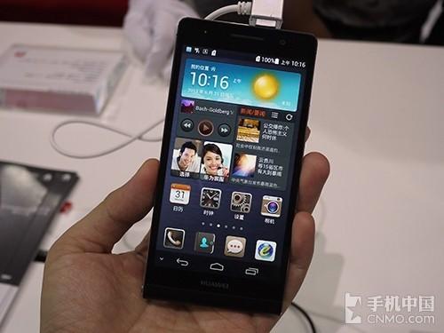 华为Ascend P6电信版正面图片-购机送2000元 华为P6限量低价热卖图片