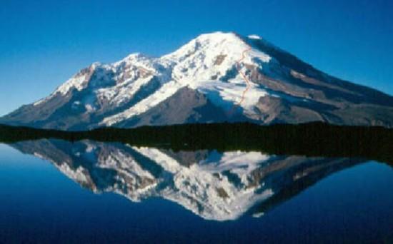 地球最高点并非珠穆朗玛峰