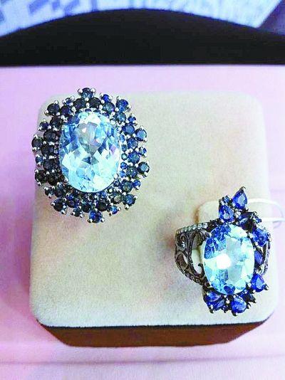 图片由广州锦琨珠宝提供。