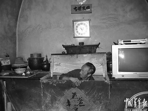 山西1/8面积沦为煤矿采空区村民看天气决定睡在哪