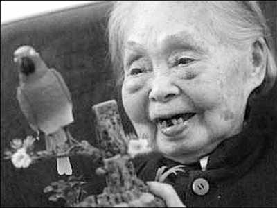"""长寿之道 揭110岁老寿星常吃的""""补品"""""""
