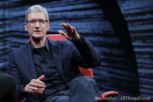 TD版iPhone5S談妥? 庫克會見中移動高層