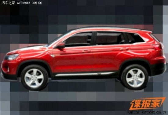 年每年推一款 长安SUV新车计划高清图片