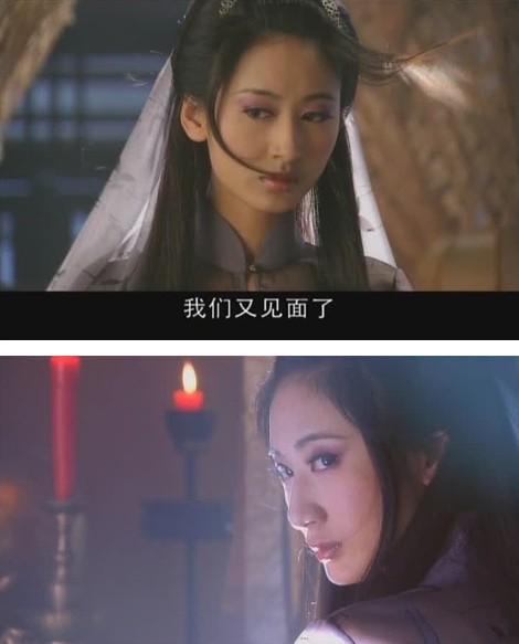 杨幂 范冰冰/原标题:周迅刘诗诗范冰冰唐嫣古装角色仙妖排行榜大PK