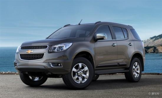 雪佛兰新款开拓者将在美国上市 传统SUV仍有市场高清图片