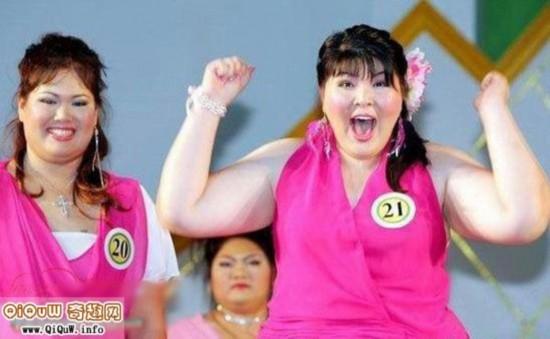 200斤女胖子容貌惊艳 盘点那些妖娆的重量级美女