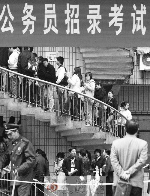 河南公务员省考,今年拟招录4035人