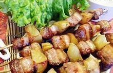 土豆串烤韭菜利润400%!