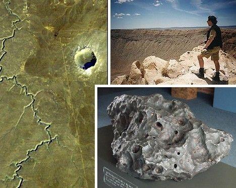 地球 亚利桑那州/原标题[罕见陨石坠落新疆阿克陶县地球上十大陨石坑[组图]]