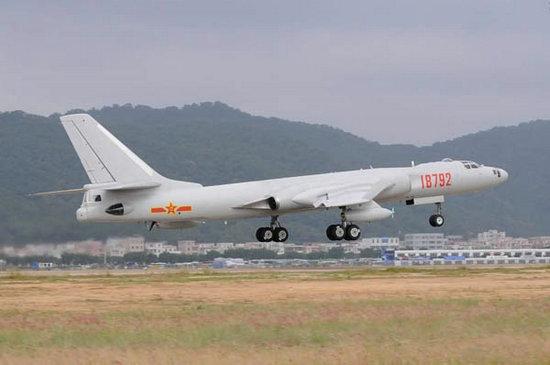 中国战略轰炸机武器挂载方案曝光