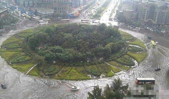 东北洪灾升级 松花江流域现1998年以来最大洪水