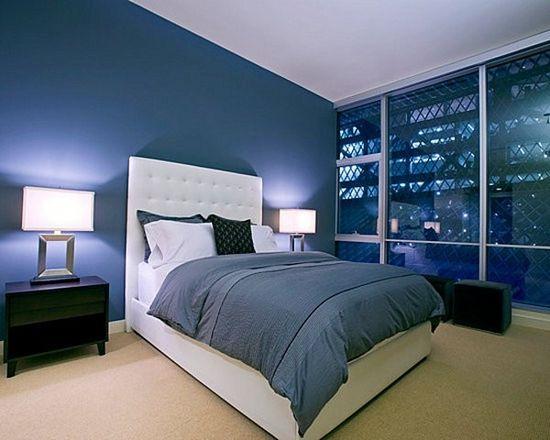 以色彩为基调呈现别样卧室 16款强力解压卧室