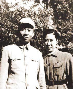 刘少奇/刘少奇与第六个妻子王光美