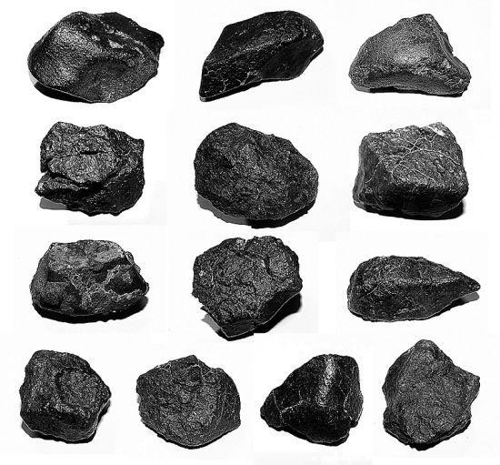 陨石猎人罗布泊猎到填补国际空白陨石