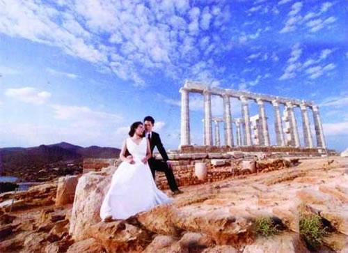 希臘海神廟