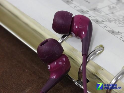 時尚雙拼配色 羅技UE手機耳塞售179元