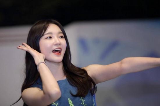 亚洲女星比美 韩星日星完胜华星 谁信我不信 组图