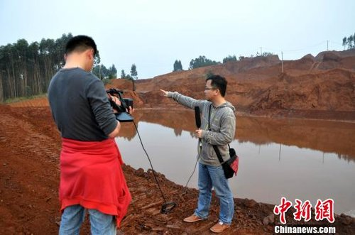 广西翻船事故遇难记者:最后一刻在新闻现场