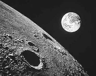 月球形成之初可能有水还有多少秘密待解?