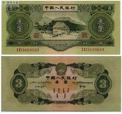 三元人民币