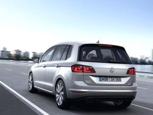 大众大众(进口)高尔夫(进口)2013款 Sportsvan Concept