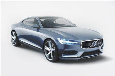 沃尔沃品牌全新设计方向公布 概念车呈现