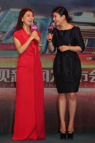 李湘加盟深圳卫视 回应千万年薪传闻:非常满意