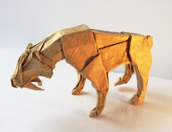 折纸大师网秀百余幅活灵活现作品
