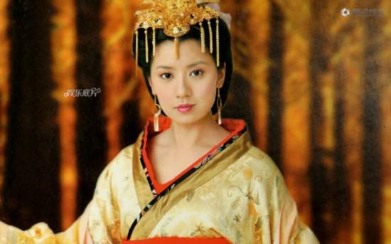 贾静雯 花木兰/《至尊红颜》(2003) 贾静雯