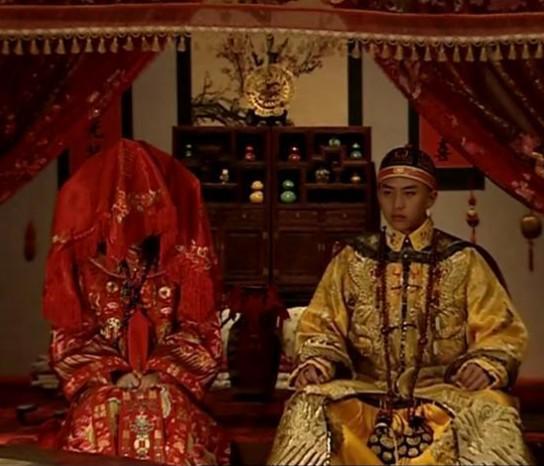 古代 女人 皇帝/原标题:解密古代皇帝与皇后是怎样大婚的?【图】