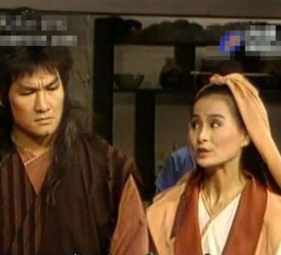 揭金庸武侠剧中的美女+叶童版赵敏惊艳组图
