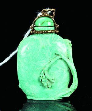 绿松石 宝玉石文化在此交融
