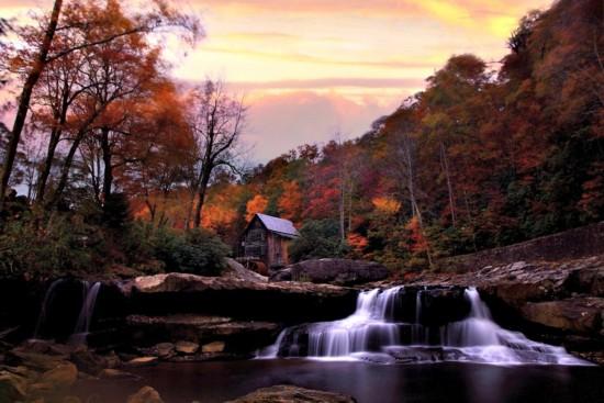 [原创]《深秋季节诱人红树林美景》 -        jswzjl - 不拘一格