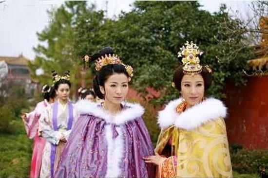 后宫妃嫔高清图片