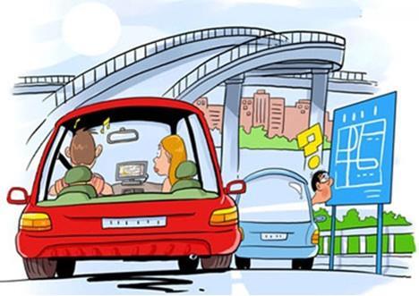 广东:中秋国庆高速十大易堵路段及应对措施