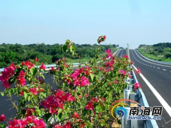 屯琼高速拟明年建成 屯昌至琼中只需20分钟