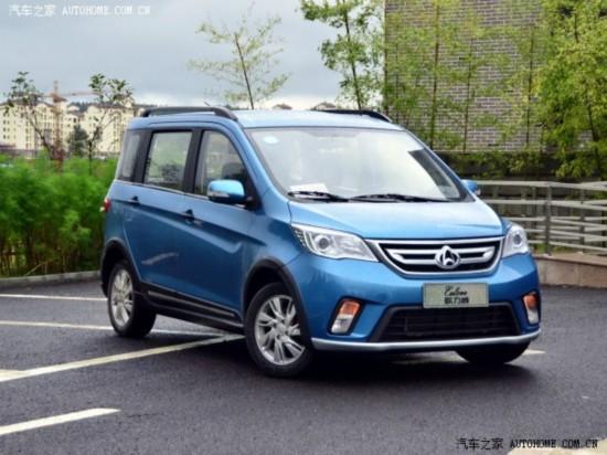 长安商用长安汽车欧力威2013款 1.4l 手动劲享型高清图片