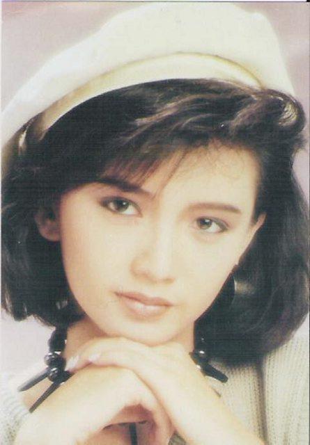 中国80年代美女图 冯宝宝曾华倩邵美琪迷一样的女人