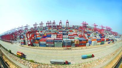 中国(上海)自贸试验区正式挂牌