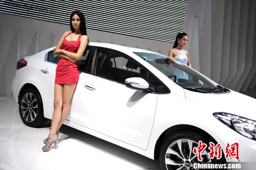 2013西安国际车展 遇 国庆 人气爆棚 新疆频道 人民网
