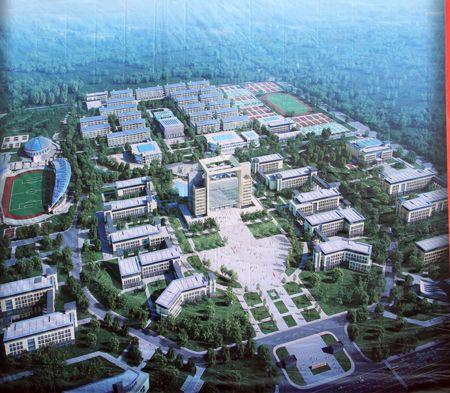 青海师范大学新校区 青海师范大学泸州校区 青海民族大学新校区