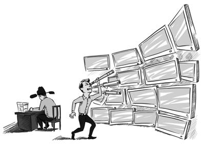 全国约200万网络舆情分析师:要做的不是删帖