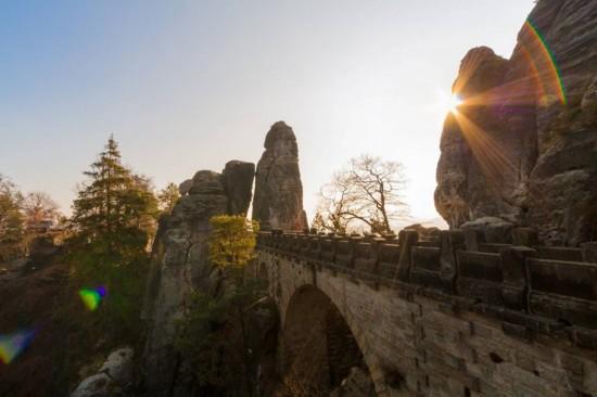 [原创]《欧洲最美石林巴斯台堡垒》 -        jswzjl - 不拘一格
