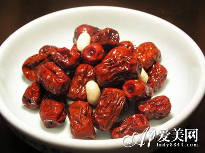 红枣的5种最佳吃法 排毒养颜+补气血