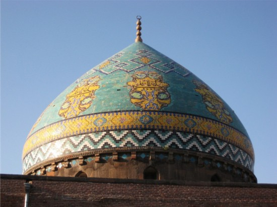 埃里温蓝色清真寺 亚美尼亚