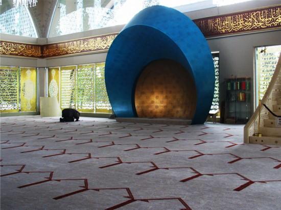 蓝色清真寺 土耳其 伊斯坦布尔