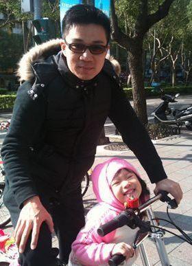 许雅钧和女儿