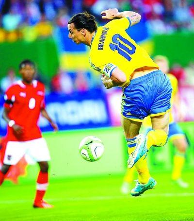 2014年巴西世界杯 C罗和伊布只能留一人