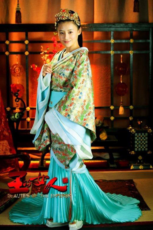 张檬袁姗姗 盘点令人难接受的古装美女角色
